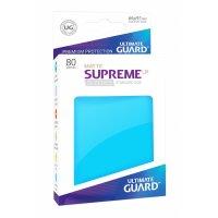 Supreme UX Sleeves Standard Size Matte Light Blue (80)