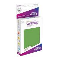 Supreme UX Sleeves Japanese Size Matte Green (60)