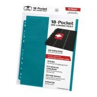 18-Pocket Side-Loading Supreme Pages Standard Size Petrol...