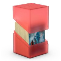 Boulder Deck Case 100+ Standard Size Ruby