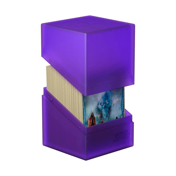 Boulder Deck Case 100+ Standard Size Amathyst