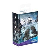 Printed Sleeves Standard Size Lands Edition II Island (100)