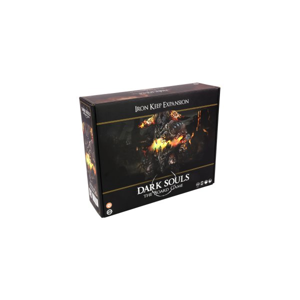 Dark Souls: The Board Game - Iron Keep Expansion - EN