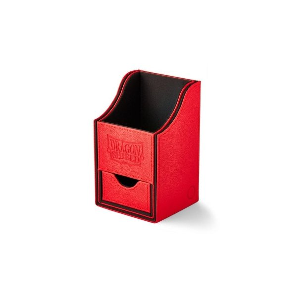 Dragon Shield Nest Box + 100 Red/Black