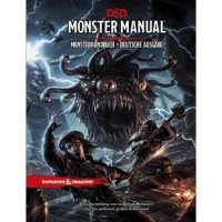 Dungeons & Dragons - Monster Manual - Monsterhandbuch...