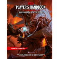 Dungeons & Dragons - Players Handbook -...