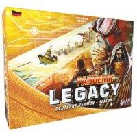 Pandemic Legacy - Season 2 Gelb - DE