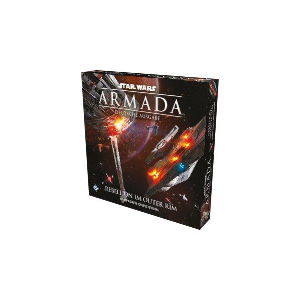 Star Wars: Armada - Rebellion im Outer Rim - DE