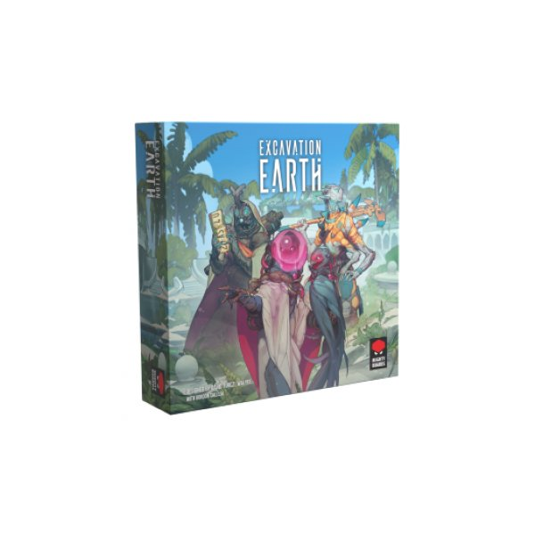 Excavation Earth - DE