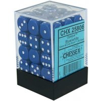 Chessex Opaque 12mm d6 with pips Dice Blocks (36 Dice) -...