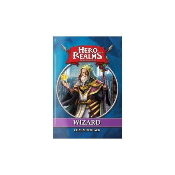 Hero Realms: Character Pack - Wizard - EN