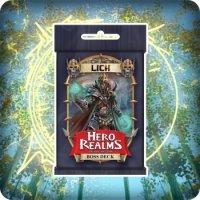 Hero Realms - Lich Boss Deck Display - EN