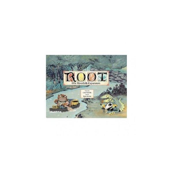 ROOT - 1 Flussvolk Erweiterung - DE