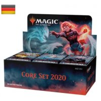MTG - Core Set 2020 Display  - DE