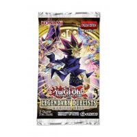 YGO - Legendary Duelists: Magical Hero - Booster Display...