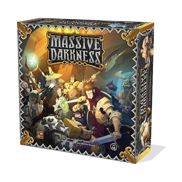 Massive Darkness Grundspiel