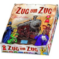 """Zug um Zug Grundspiel """"Spiel des Jahres 2004"""""""