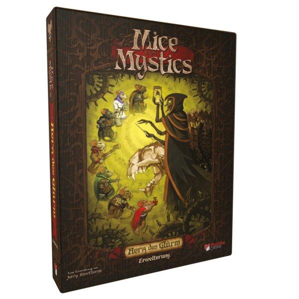 Maus und Mystik - Herz des Glürm - DE