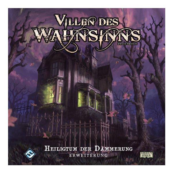Villen des Wahnsinns 2.Ed. - Heiligtum der Dämmerung / Erweiterung