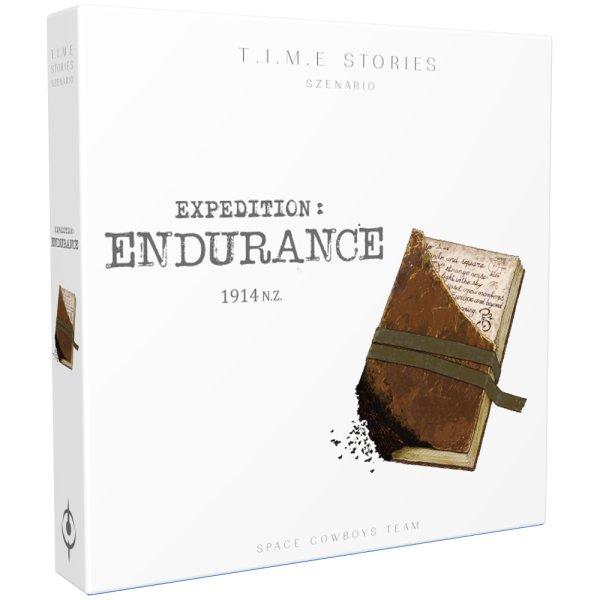 T.I.M.E Stories - Die Endurance Expedition Erweiterung