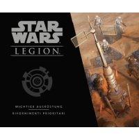 Star Wars: Legion - Wichtige Ausrüstung Erweiterung