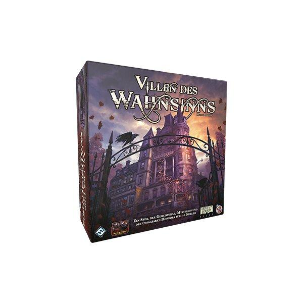 Villen des Wahnsinns 2. Ed. (Revised) Grundspiel
