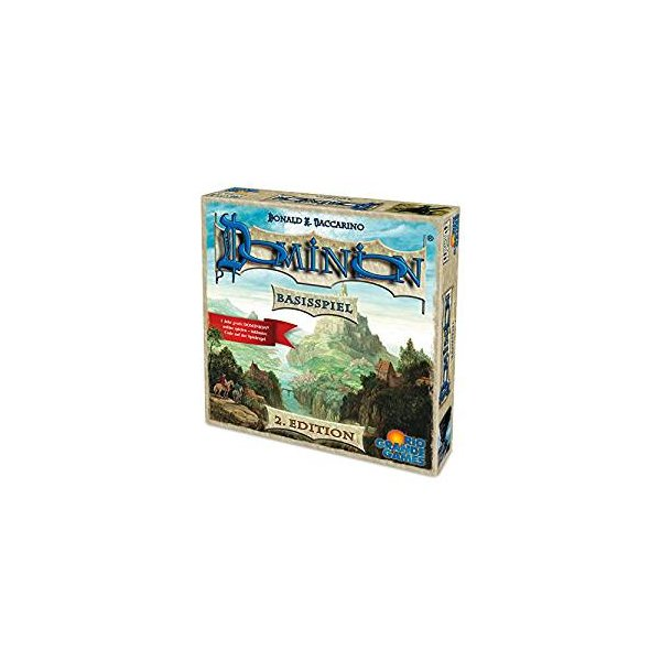 Dominion Basisspiel 2. Edition