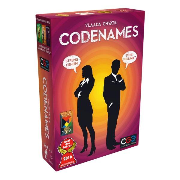 """Codenames """"Spiel des Jahres 2016"""""""