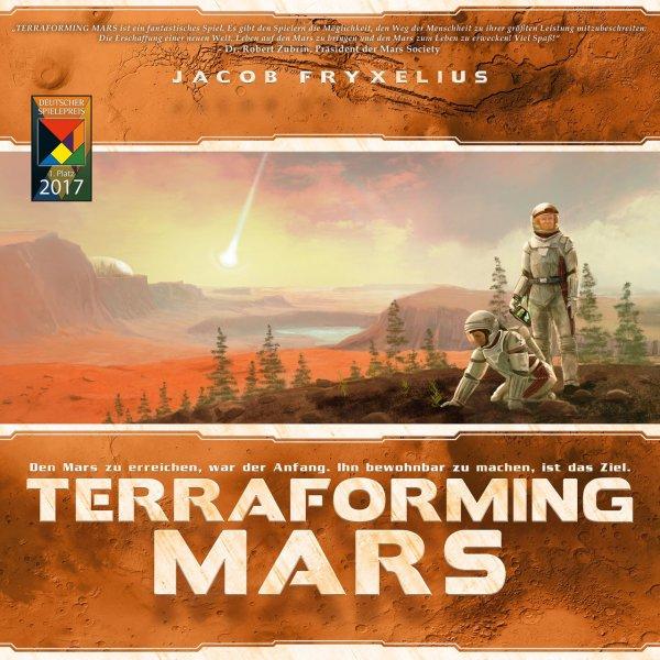 Terraforming Mars - DE
