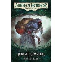 Arkham Horror: LCG - Blut auf dem Altar Mythos-Pack...