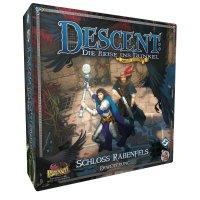 Descent 2.Ed. - Schloss Rabenfels Erweiterung