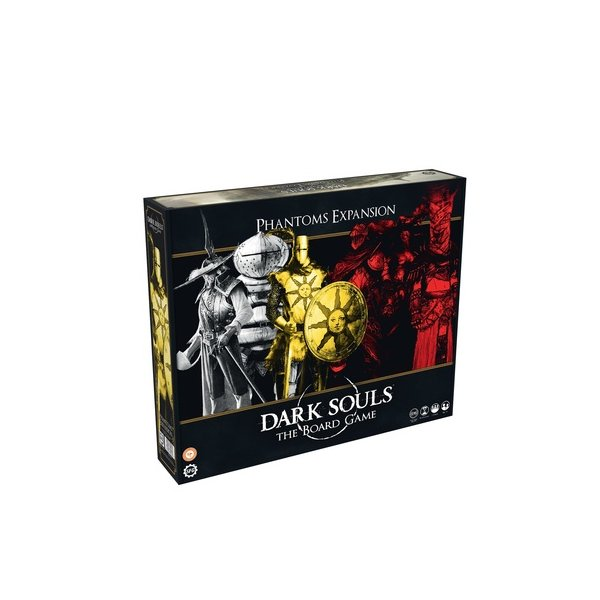 Dark Souls Brettspiel-Erweiterung Phantoms *Deutsche Version*
