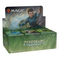 MTG - Zendikar Rising Draft Booster Display (36 Packs) - DE