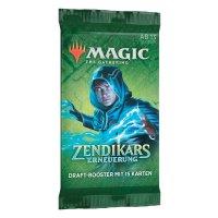 MTG - Zendikar Rising Draft Booster - DE
