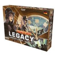 Pandemic: Legacy - Season Zero - DE