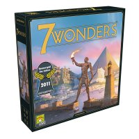7 Wonders (neues Design)  Grundspiel