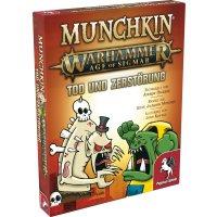 Munchkin Warhammer Age of Sigmar: Tod und Zerstörung...
