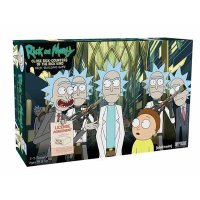 Rick and Morty Deckbau-Kartenspiel Close Rick-Counters of...