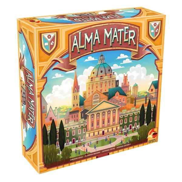 Alma Mater - DE/EN