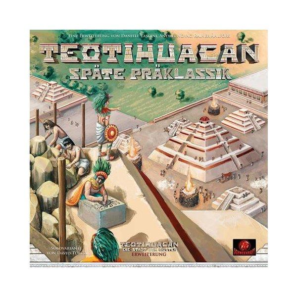Teotihuacan Späte Präklassik