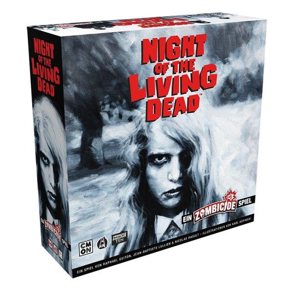Zombicide: Night of the Living Dead - DE