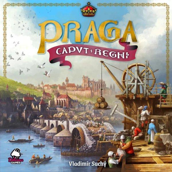 Praga Caput Regni (Deutsch)