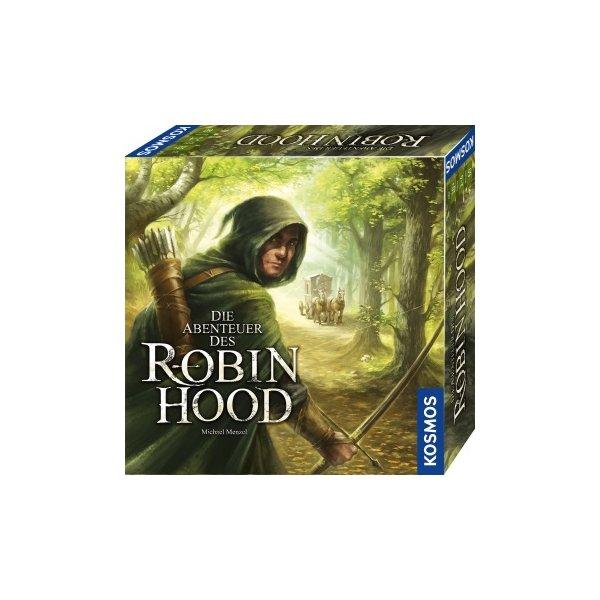 Die Abenteuer des Robin Hood - DE
