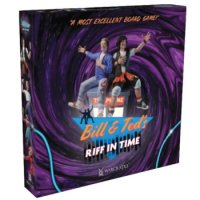 Bill & Teds Riff In Time - DE