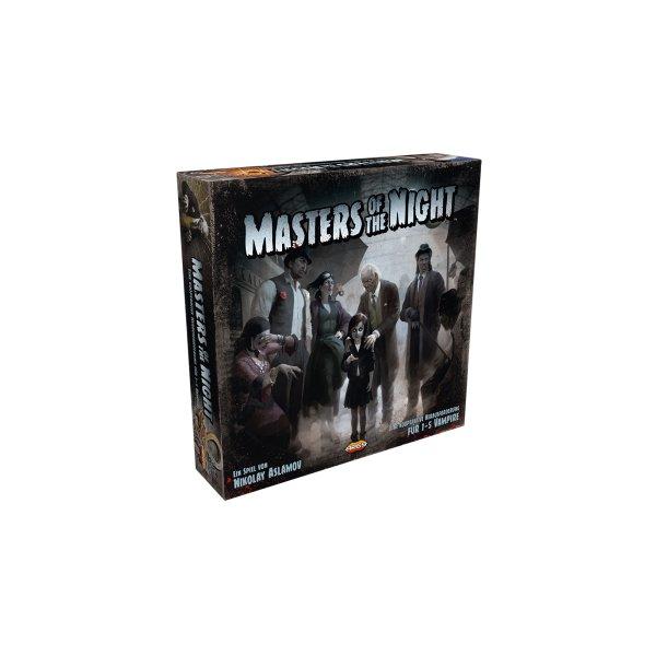 Masters of the Night - DE