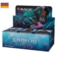 MTG - Kaldheim Draft Booster Display (36 Packs) - DE