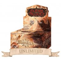 Flesh & Blood TCG - Monarch Unlimited Booster Display...