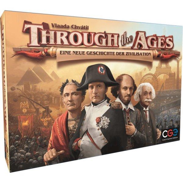 Through the Ages: Deutsche Ausgabe