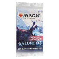 MTG - Kaldheim Set Booster - DE