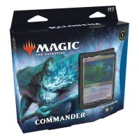 MTG - Kaldheim Commander Deck - Phantom Premonition - EN